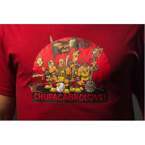 Футболка CHUPACABROLOVE
