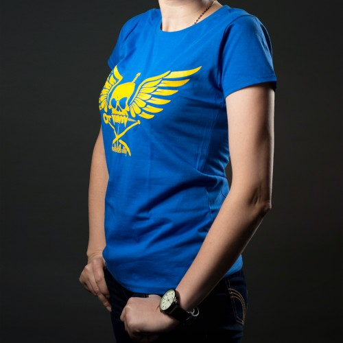"""Жіноча футболка OT VINTA """"ПОПЕРЕДУ"""""""