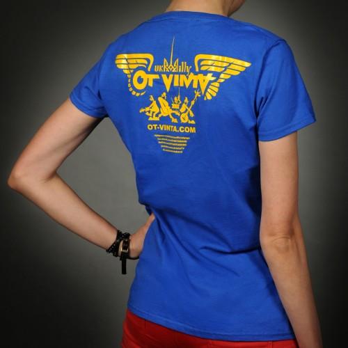 Жіноча футболка OT VINTA
